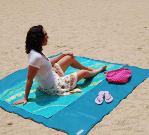 Подстилка анти-песок