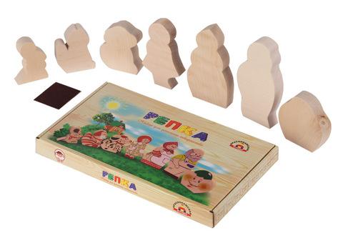 Краснокамская игрушка набор творчества Репка