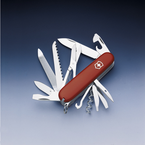 Нож Victorinox Ranger, 91 мм, 21 функция, красный*