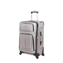 Чемодан Wenger Sion, светло- серый, 41x26x70 см, 56 л