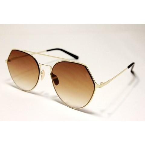 Солнцезащитные очки 194001s Коричневые