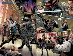 Вселенная DC. Rebirth. Аквамен. Книга 2. Восхождение Черной Манты