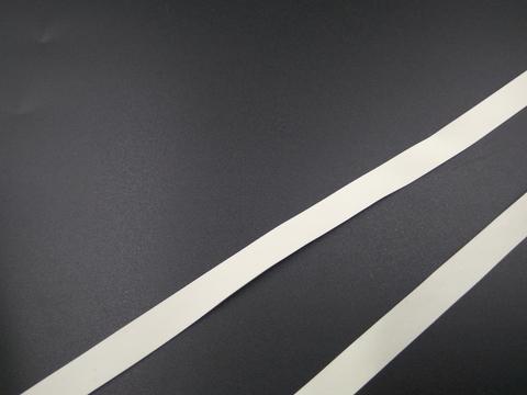 Резинка латексная для купальника белая 6 мм