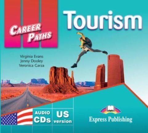 Tourism (esp). Audio CDs (set of 2) US version. Аудио CD для работы в классе