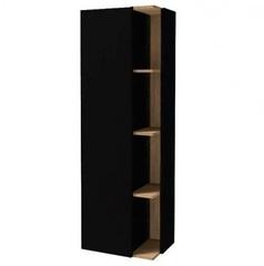 Шкаф-пенал Jacob Delafon TERRACE EB1179G-M61 50 см, мягкий черный