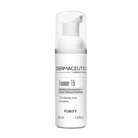 Dermaceutic Foamer 15 travel size 30 ml