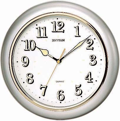Настенные часы Rhythm CMG710NR19