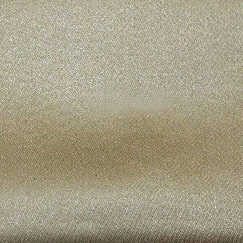 Однотонная портьерная ткань сатин Денвер кофе с молоком