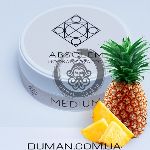 Табак Absolem Pineapple (Абсолем Ананас) |Medium