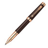 Parker Premier - Soft Brown PGT, ручка-роллер, F, BL