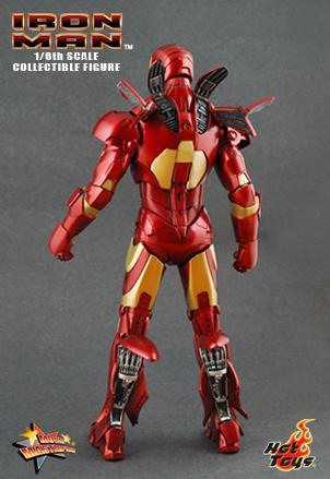 Iron Man - Mark 3 Movie Masterpiece