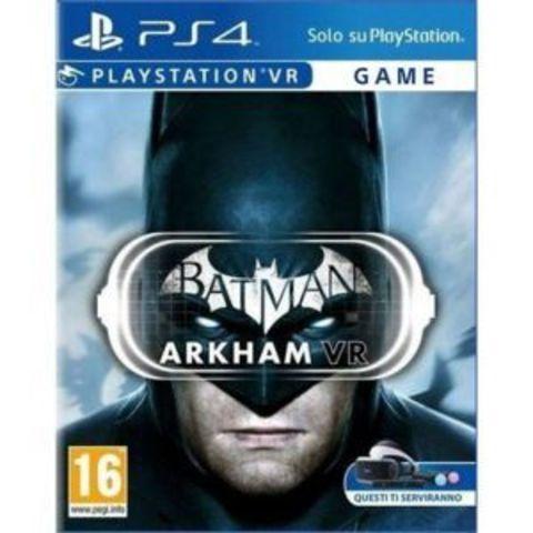 Sony PS4 Batman: Arkham VR (только для PS VR, английская версия)