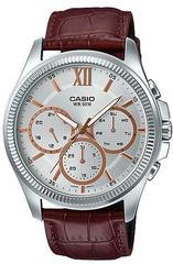 Мужские японские наручные часы CASIO MTP-E315L-7AVDF