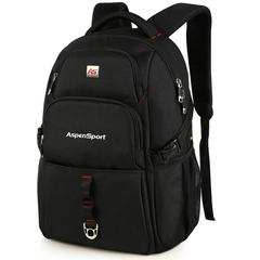 Рюкзак ASPEN SPORT AS-B63 Черный
