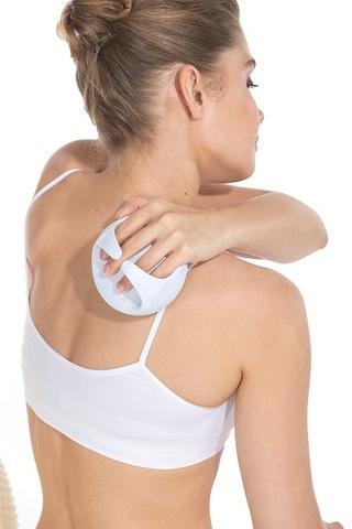 <p>Ручной массажер для тела ваш помощник для нанесения кремов, геле...