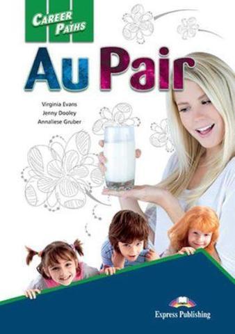 Au pair  (esp). Student's book. Учебник