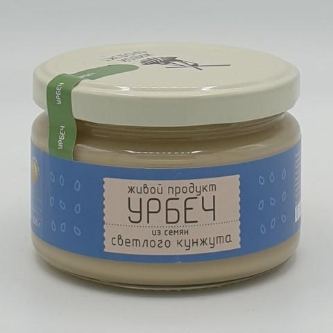 Урбеч из семян светлого кунжута ЖИВОЙ ПРОДУКТ, 225 гр