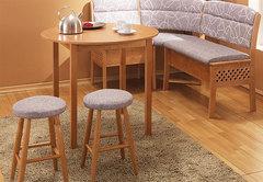 стол обеденный раздвижной круглый
