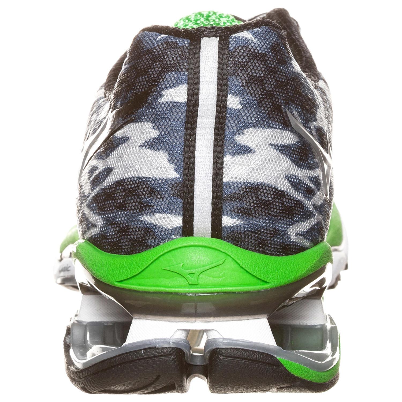 Мужские кроссовки для бега Mizuno Wave Creation 15 (J1GC1401 02)  пятка