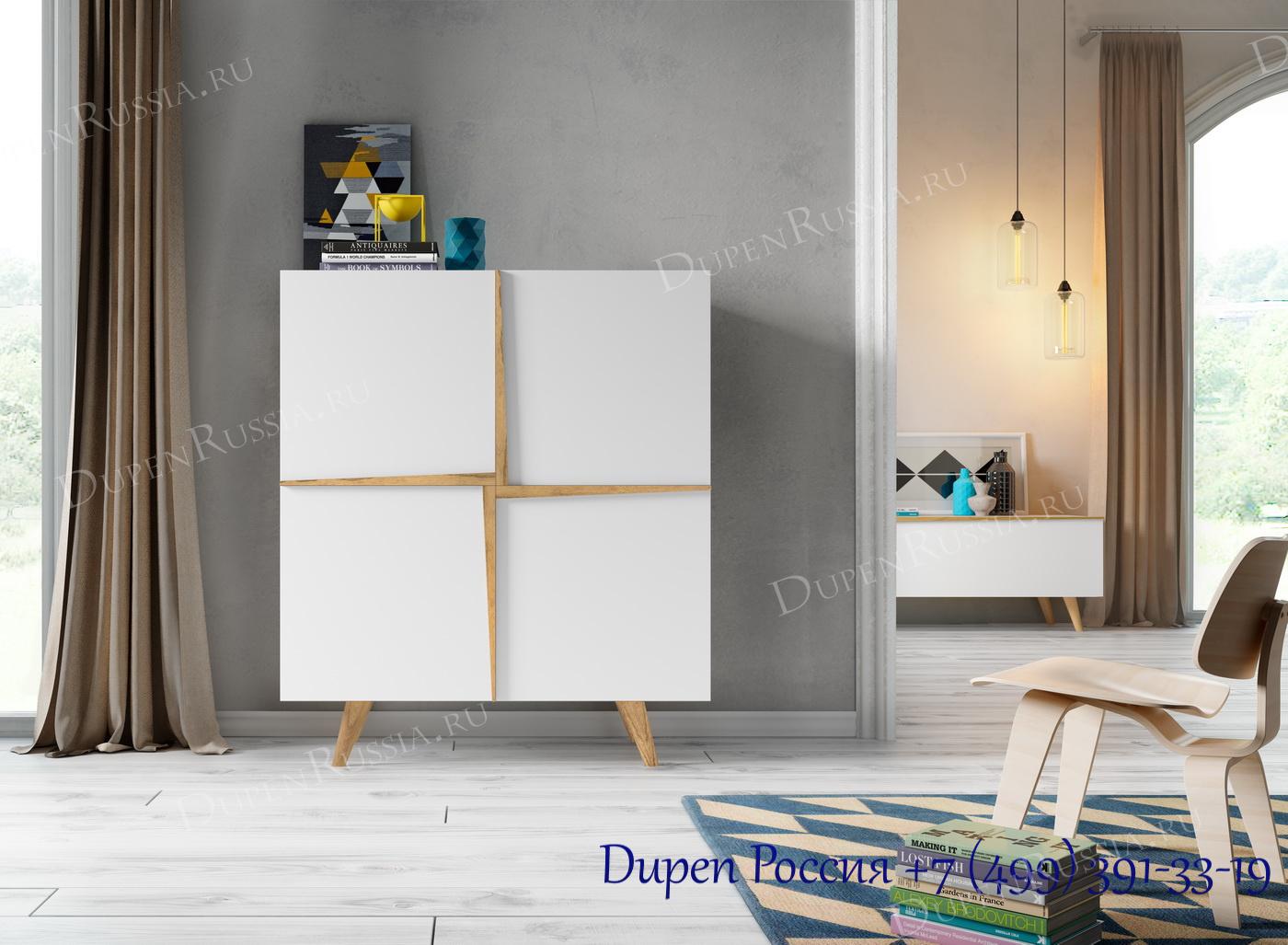 Буфет DUPEN ASPEN 100 CM