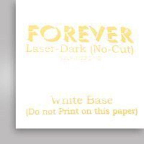 Трансферная бумага Forever Laser-Dark No-Cut B-Paper LowTemp CMYK A4 (297x210mm)