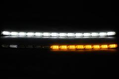 Ходовые огни Lexus Stule +бегущий поворотники 50см LED комп.
