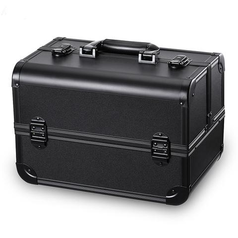 Бьюти кейс для косметики CWB7350 Black