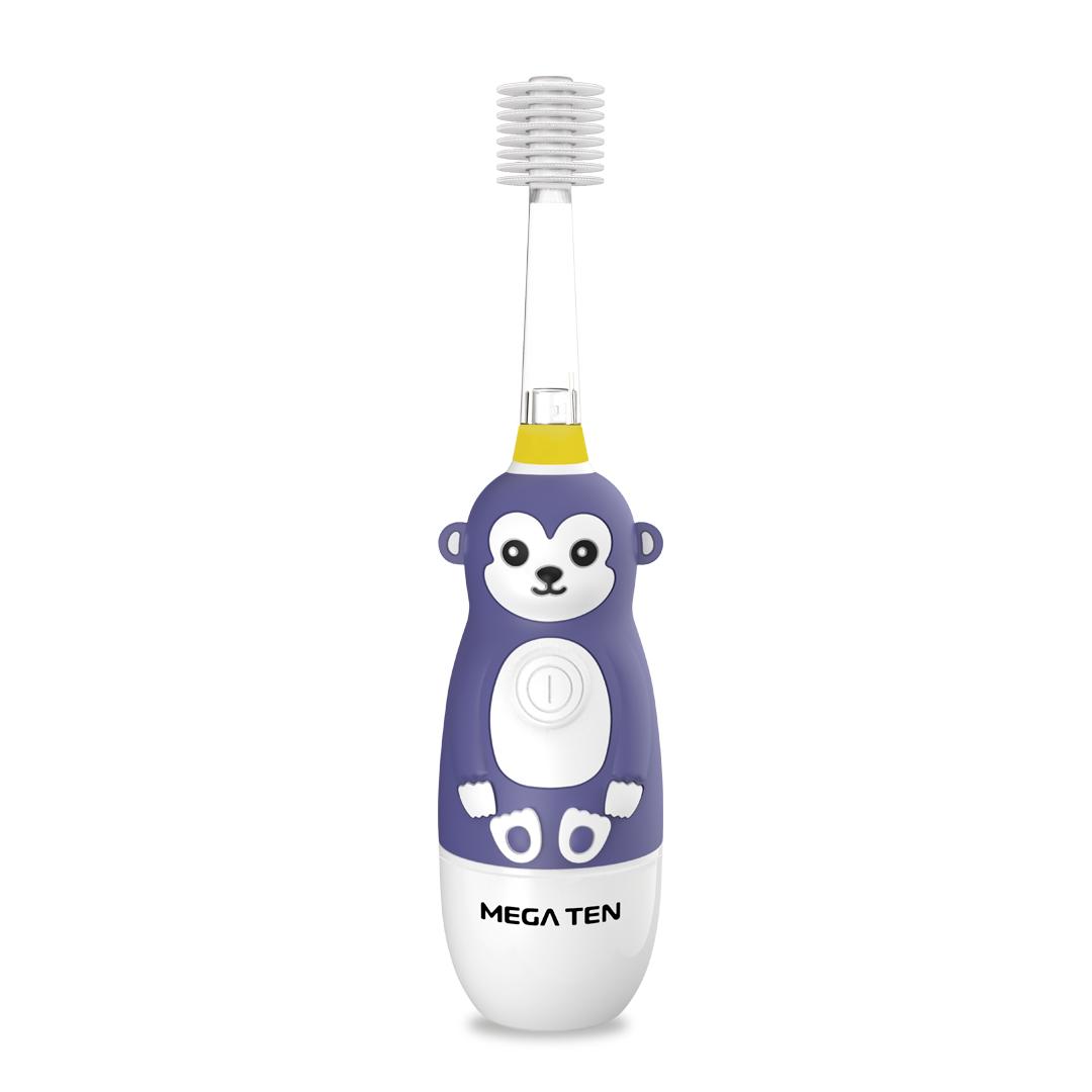 Зубная щетка «Обезьянка» Megaten Kids Sonic