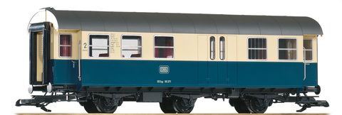 Piko 37607 Пассажирский вагон BD3yg с багажником, G