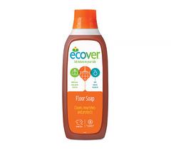 Жидкость-концентрат для мытья пола, ECOVER, с льняным маслом, 1 л.