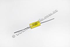 Полиэстеровые аксиальные конденсаторы Аналог К 73-11 ( 250v  (±10%) )