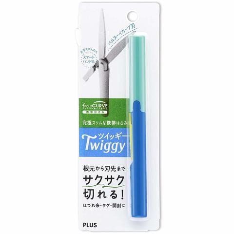 Ножницы Plus Twiggy (blue)