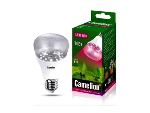 Camelion Лампа LED10-PL/BIO/E27 (для растений)
