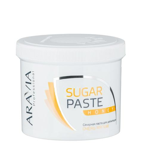 Паста сахарная Медовая очень мягкая для депиляции 750г Аравия