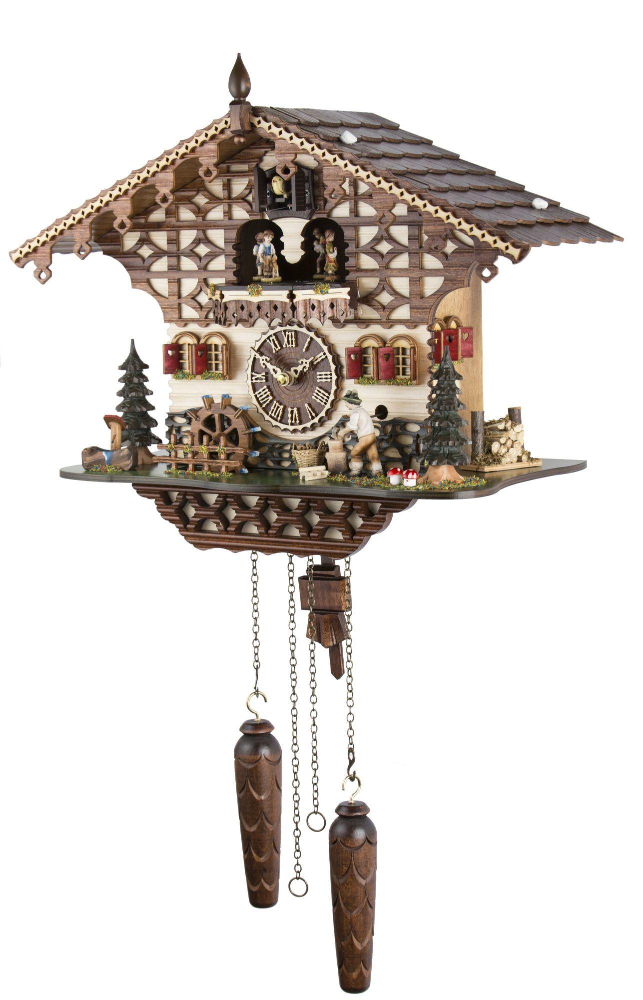 Часы настенные Часы настенные с кукушкой Tomas Stern 5032 chasy-nastennye-s-kukushkoy-tomas-stern-5032-germaniya.jpg