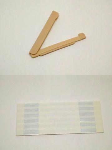 Калоприемник однокомпонентный Stomadress Plus с зажимом, илеостомный, стандартный, непрозрачный, № 10