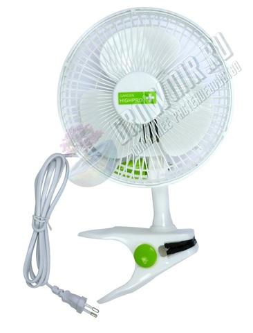 Вентилятор для обдува CLIP FAN 15 CM 15W