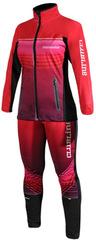 Элитный лыжный костюм Noname Elite Digi Clubline Red Gradient женский