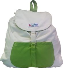 Рюкзак для подгузников Babyidea 24-Hour Diaper Bag, размер II, Белый