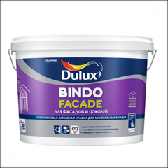 Краска фасадная Dulux Bindo Facade BW (Белый)