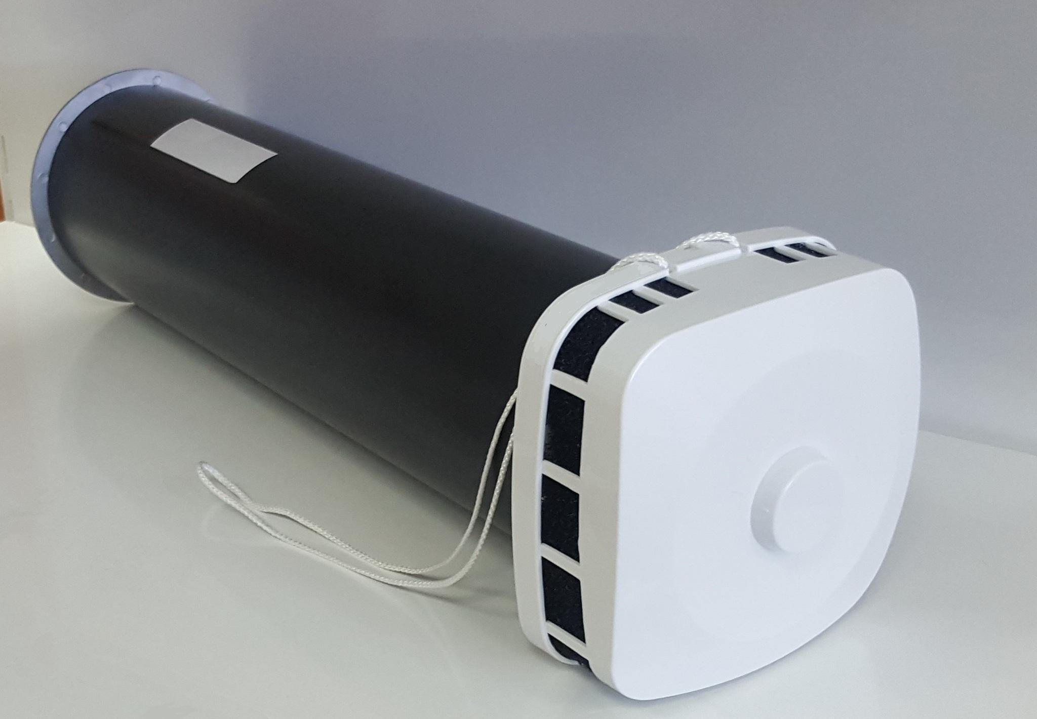 Airone (Россия) КИВ 125 1м с антивандальной решеткой и квадратным оголовком Inked20180214_113554_LI.jpg