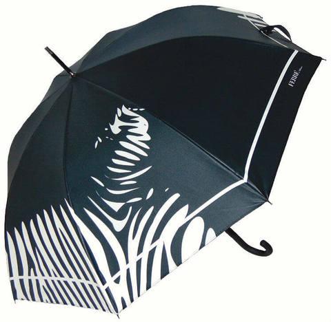 Купить онлайн Зонт-трость Ferre GF 6008-7 Zebra в магазине Зонтофф.