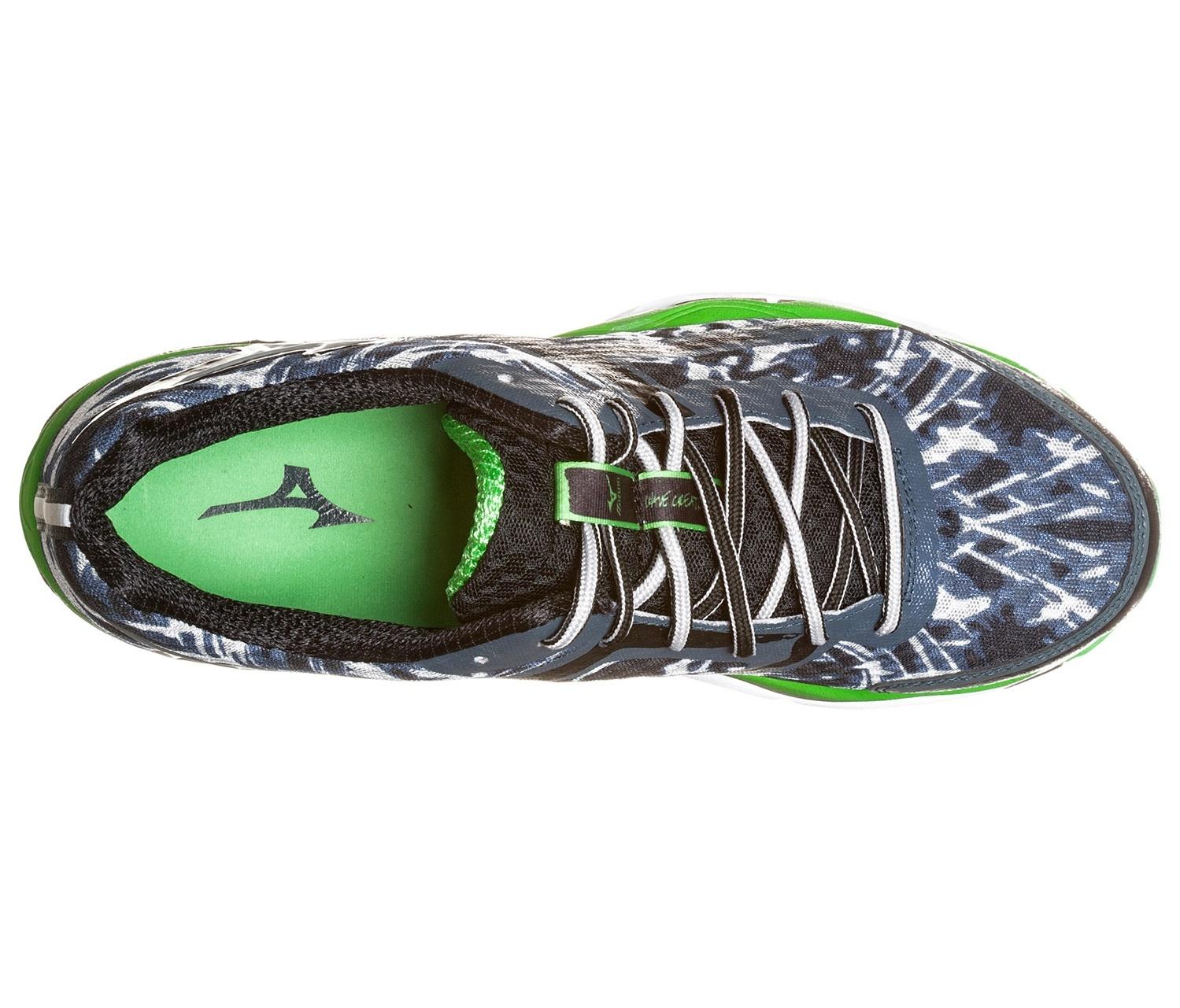 Мужские кроссовки для бега Mizuno Wave Creation 15 (J1GC1401 02)  фото сверху