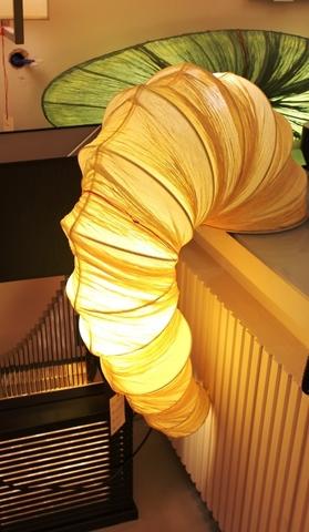 SamaSame Shell lamp by Aqua Creations `