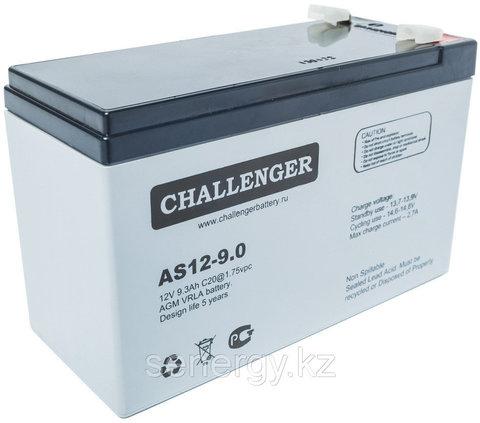 Аккумуляторная батарея CHALLENGER AS12-9.0