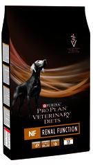 Purina Pro Plan Veterinary Diets NF Renal Function диетический корм для взрослых собак при хронической почечной недостаточности 3кг