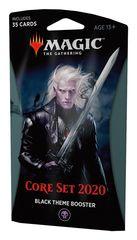 Тематический бустер «Core set 2020» (чёрный) на английском языке