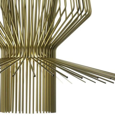 replica  Allegro Assai Goldpendant ( 75 cm )