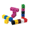 Соединяющиеся кубики, 100шт.