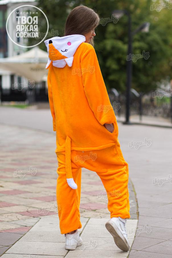 Пижамы кигуруми Лисёнок lisenok2.jpg